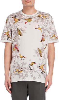 Dolce & Gabbana Bird Print Tee