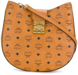 MCM Patricia Visetos Hobo medium shoulder bag