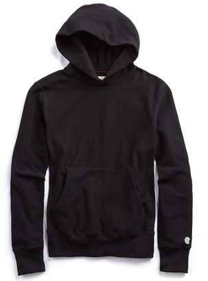 Todd Snyder + Champion Popover Hoodie in Black