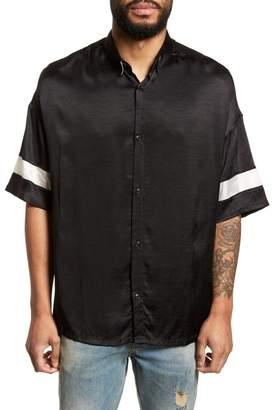 Represent Regular Fit Button-Up Shirt