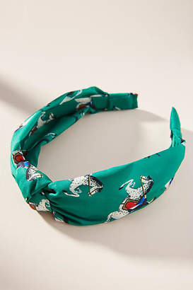 Anthropologie Diana Knotted Headband