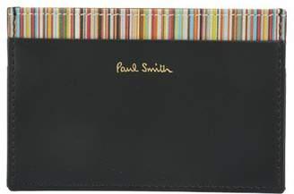Paul Smith Stripe Card Holder