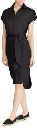 Lauren Ralph Lauren High/Low Shirt Dress