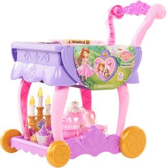 Disney Disney's Sofia The First 13-Piece Delightful Dining Cart