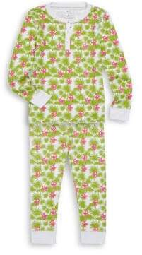 Baby Girl's, Little Girl's & Girl's Two-Piece Swing Pajamas
