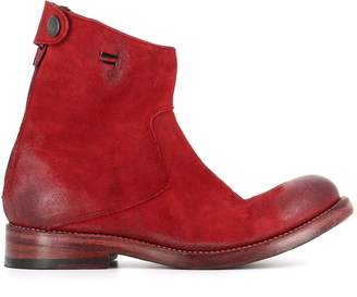 Audley The Last Conspiracy Ankle Boot