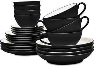 Noritake Colorwave 24-Pc. Dinnerware Set, Service for 4