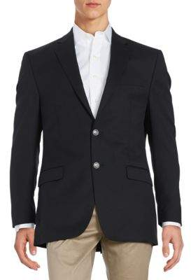 Michael Kors Two-Button Wool-Blend Jacket