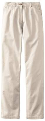 L.L. Bean L.L.Bean Women's Wrinkle-Free Bayside Pants, Original Fit Comfort Waist