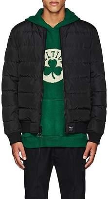 Barneys New York NBALab x The Very Warm XO Men's Reversible Twill Bomber Jacket