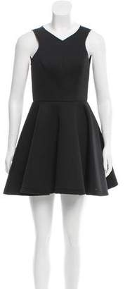 Keepsake Neoprene Mini Dress