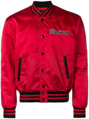 Marcelo Burlon County of Milan Boston bomber jacket