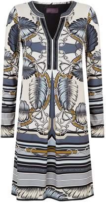 Hale Bob Magda Printed Dress