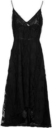 Endless Rose 3/4 length dresses