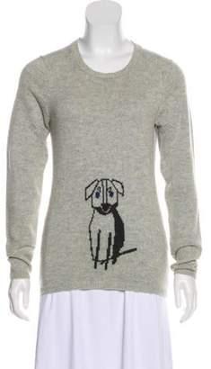 Burberry Cashmere Intarsia Sweater grey Cashmere Intarsia Sweater