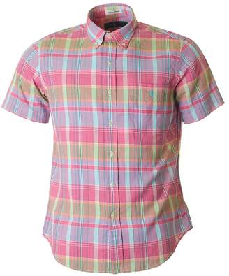 Polo Ralph Lauren Custom Fit Madras Multi Check Shirt