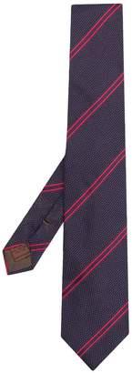 Church's diagonal stripe tie