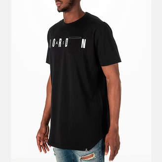 Nike Men's Jordan Sportswear Alt Hem Pocket T-Shirt