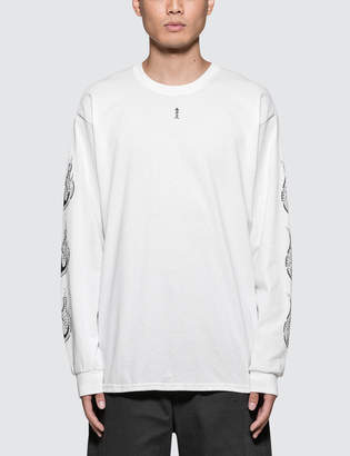 "SASQUATCHfabrix. Kamisabiru-002"" L/S T-Shirt"