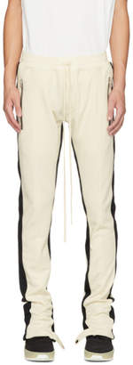 Fear Of God White Double Stripe Track Pants