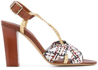 Michel Vivien Moka sandals