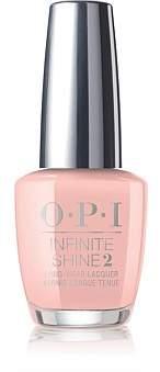 OPI Infinite Shine Half Past Nude