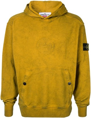 Palace x Stone Island Hooded Sweatshirt