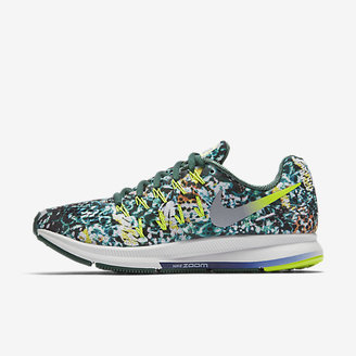 Nike Air Zoom Pegasus 33 Brazil Rain Forest Print Women's Running Shoe $160 thestylecure.com
