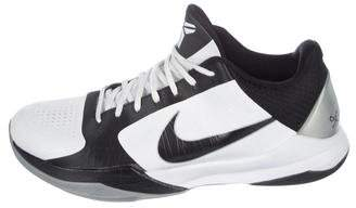 Nike Zoom Kobe V Low-Top Sneakers