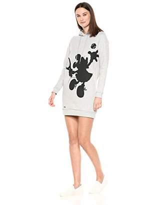 Lacoste Women's Hooded Fleece Disney Dress
