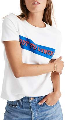 Madewell Out to Lunch Retro Tee