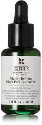 Kiehl's Since 1851 - Dermatologist SolutionsTM Nightly Refining Micro-peel Concentrate, 30ml - one size $54 thestylecure.com