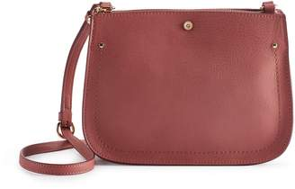 Lauren Conrad Accordion Crossbody Bag