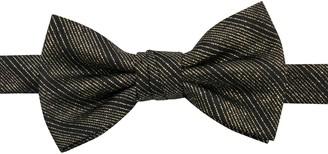 Apt. 9 Men's Striped Pre-Tied Bow Tie
