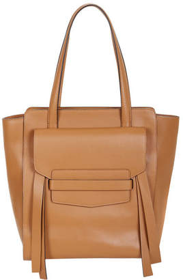 BCBGMAXAZRIA Violetta Leather Tote