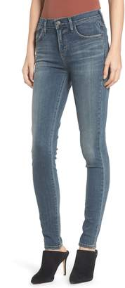 A Gold E AGOLDE Sophie High Waist Ankle Skinny Jeans
