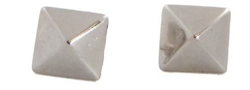 Jewelry - Alexandra Beth Designs Pyramid Stud Earrings