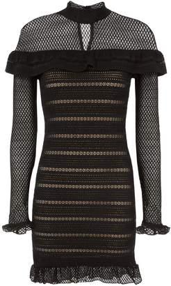 Nightcap Clothing Mariabella Lace Mini Dress