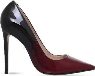 Carvela Alice patent leather ombré courts