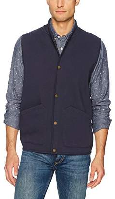 Pendleton Men's Reversible Knit Jacquard Vest