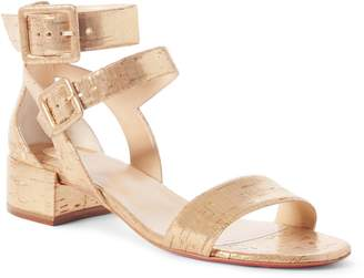 Christian Louboutin Multipot Block Heel Sandal