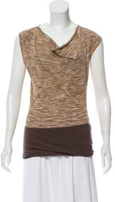 Zero Maria Cornejo Sleeveless Knit Top