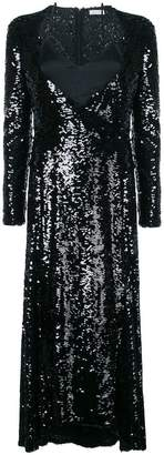 Nina Ricci plunge dress