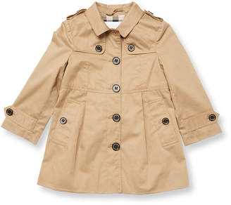 Burberry Buttoned Jacket