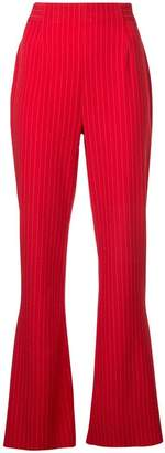 C/Meo striped trousers