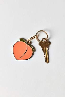 VERAMEAT Peach Keychain