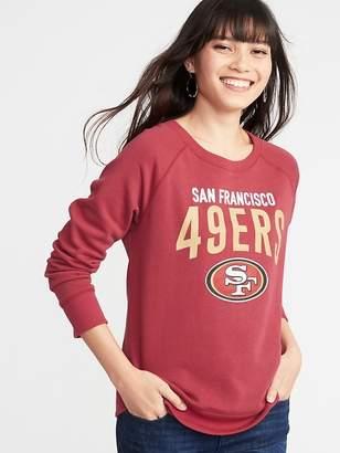 Old Navy NFL® Team-Graphic Sweatshirt for Women