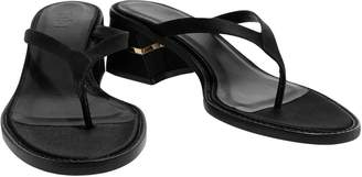 Tibi Toe strap sandals
