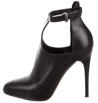 Vince Sonia Leather Booties