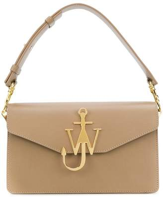 J.W.Anderson logo chain shoulder bag